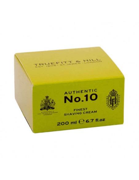 Мыло для бритья Truefitt & Hill Authentic No. 10