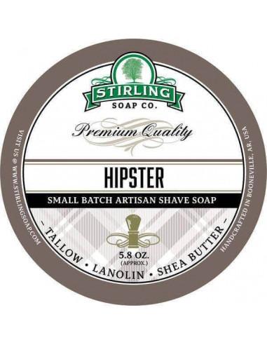 Stirling Soap Hipster мыло для бритья 170 мл