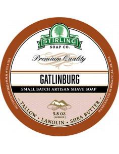 Stirling Soap Gatlinburg мыло для бритья 170 мл