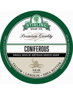 Stirling Soap Coniferous мыло для бритья 170 мл