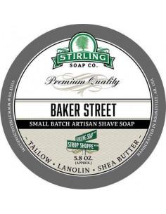 Stirling Soap Baker Street мыло для бритья 170 мл