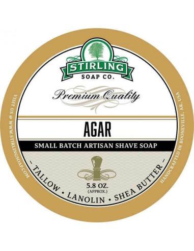 Stirling Soap Agar мыло для бритья 170 мл