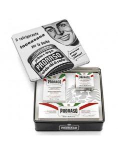 Подарочный набор для бритья Proraso Vintage Toccasana