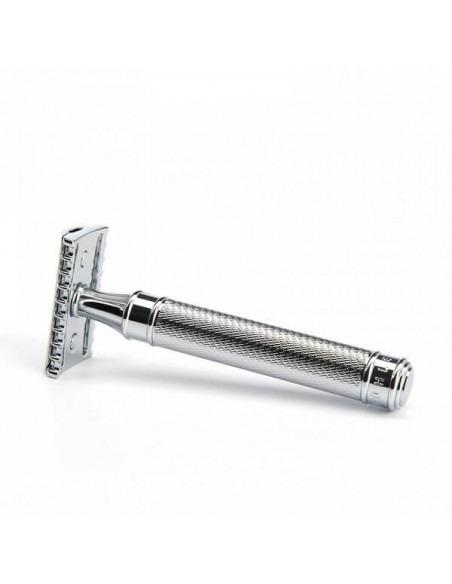 Т-образная бритва Mühle R41 Grande хром