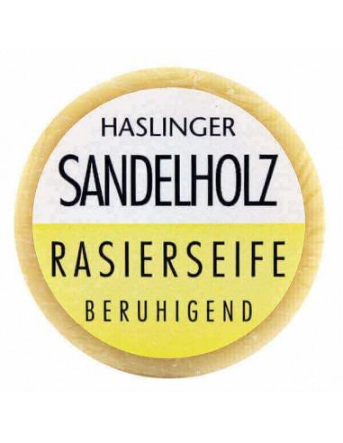Haslinger Sandalwood мыло для бритья