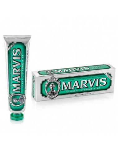 Зубная паста Marvis Classic Strong Mint Классическая мята 85мл