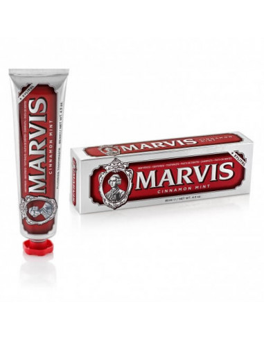 Зубная паста Marvis Cinnamon Мята и Корица 85мл
