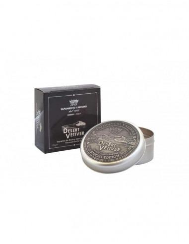 Мыло для бритья Saponificio Varesino Desert Vetiver 150г