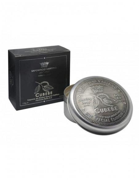 Мыло для бритья Saponificio Varesino Cubebe 150г