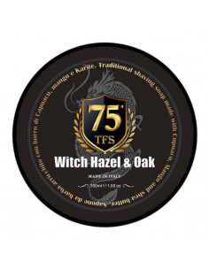 Мыло для бритья T.F.S 75th Anniversary Hazel & Oak 150мл