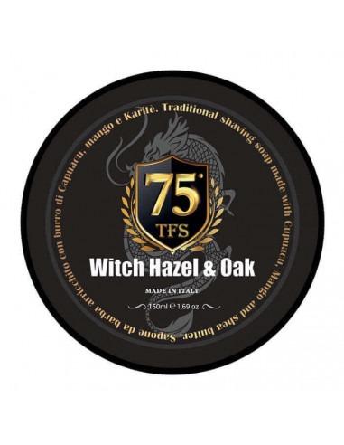 Мыло для бритья T.F.S 75th Anniversary Hazel & Oak 150мл